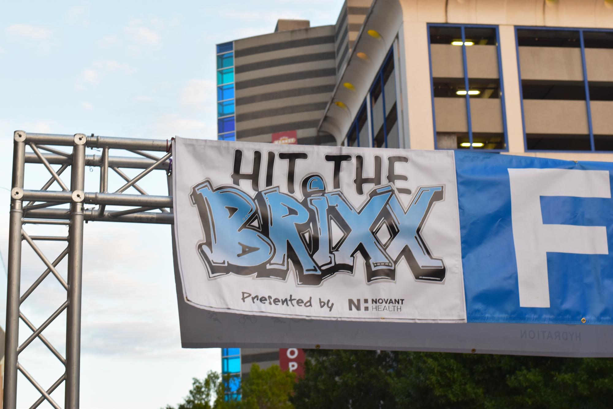 Hit the Brixx 15k