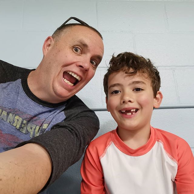 Me and my favourite goofball!  #fatherandson #fathersday #fun #family #toronto