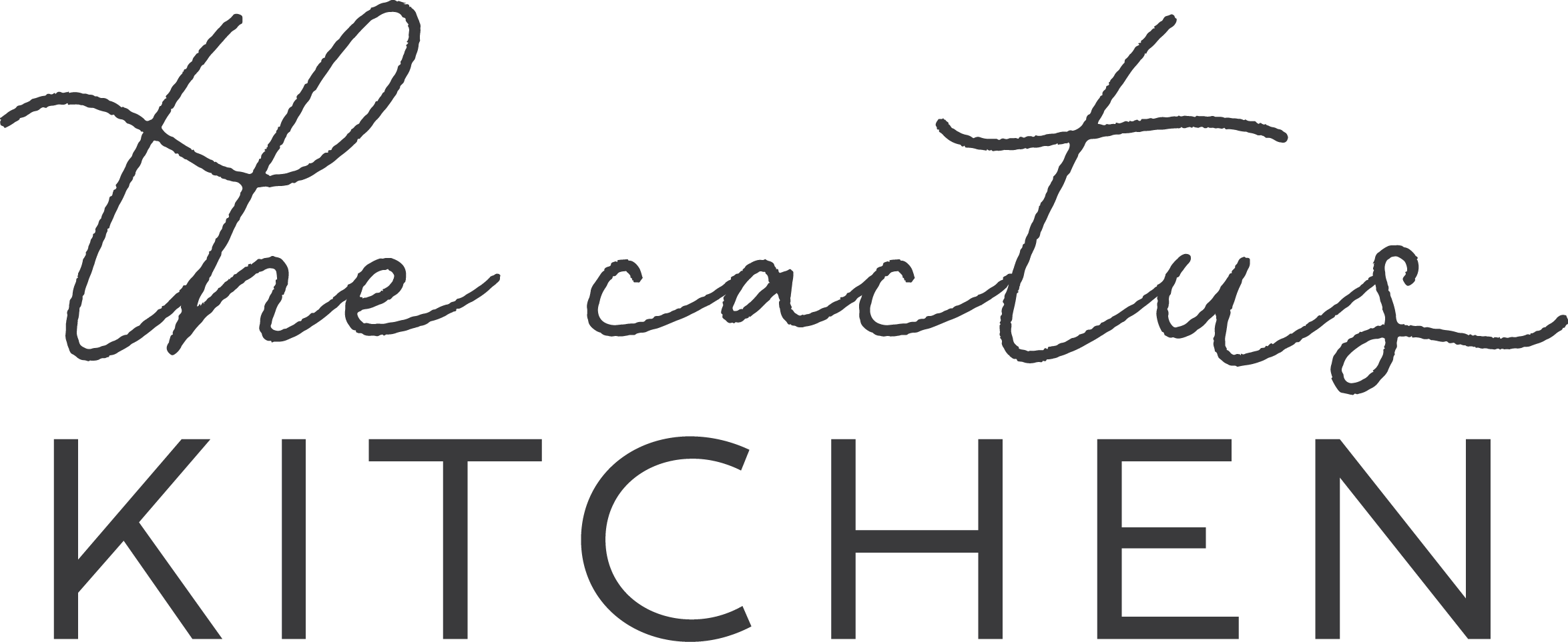 The Cactus Kitchen