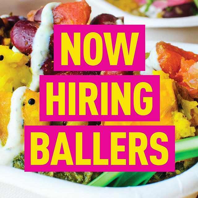 If you're a passionate person who cares about others, we need you on our team! All restaurant skill levels welcome. We're located in OTR, just steps from Washington Park. Apply at: injoystreetfood.com/careers