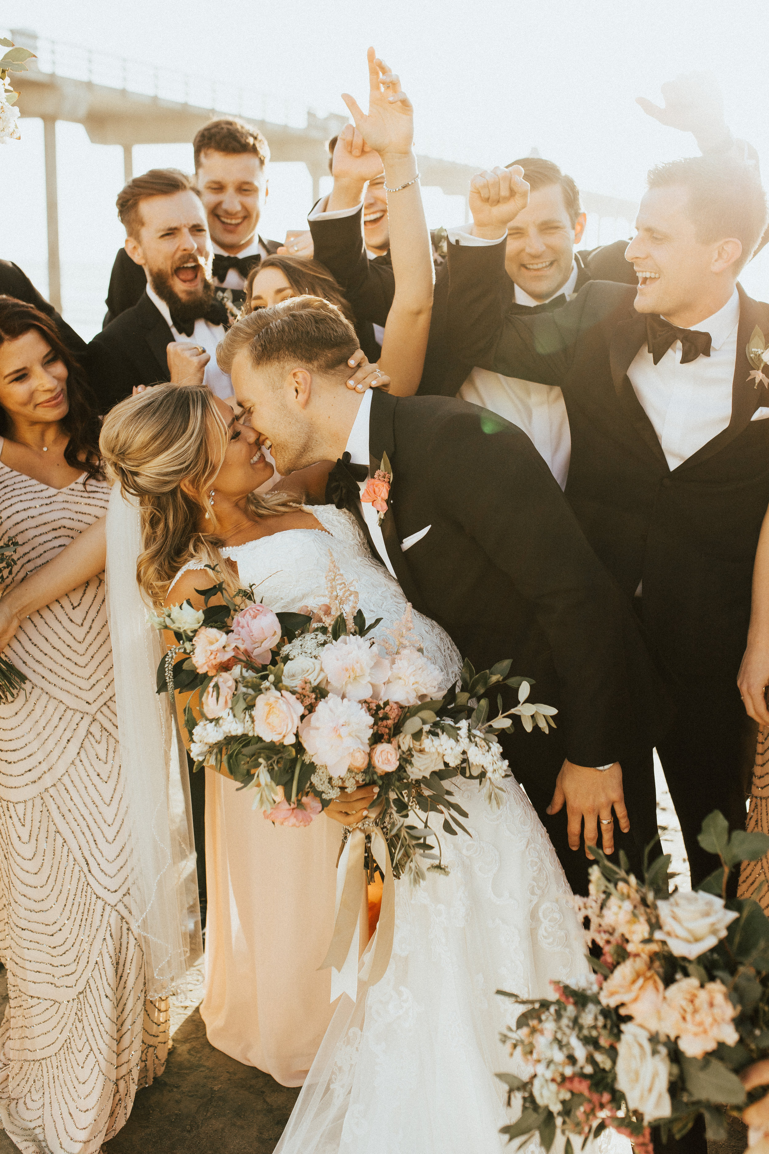 A LOVE STORY. - A WEDDING THAT CELEBRATES FAMILY + LOVE.