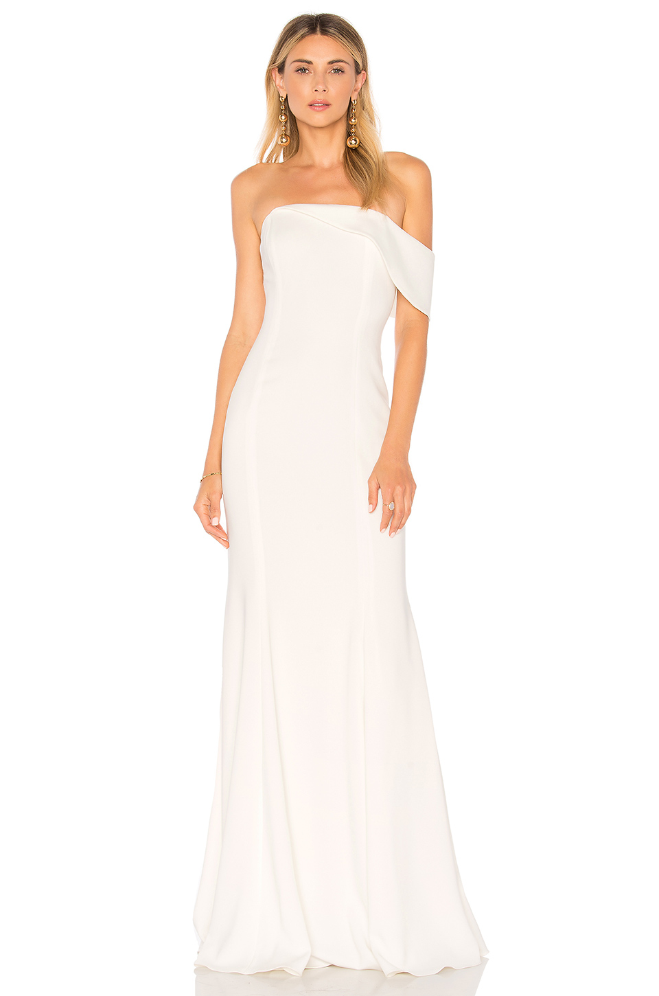 SEAWORTH GOWN BY JAY GODFREY, $426 AT REVOLVE.COM