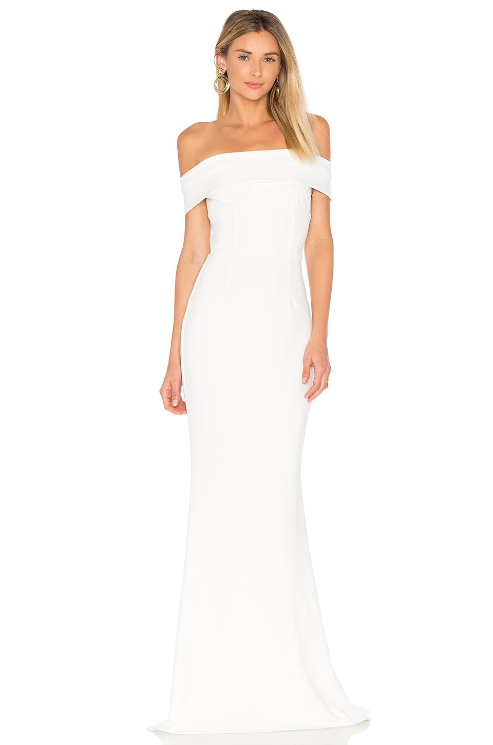 LEGACY GOWN BY KATIE MAY, $295 AT REVOLVE.COM