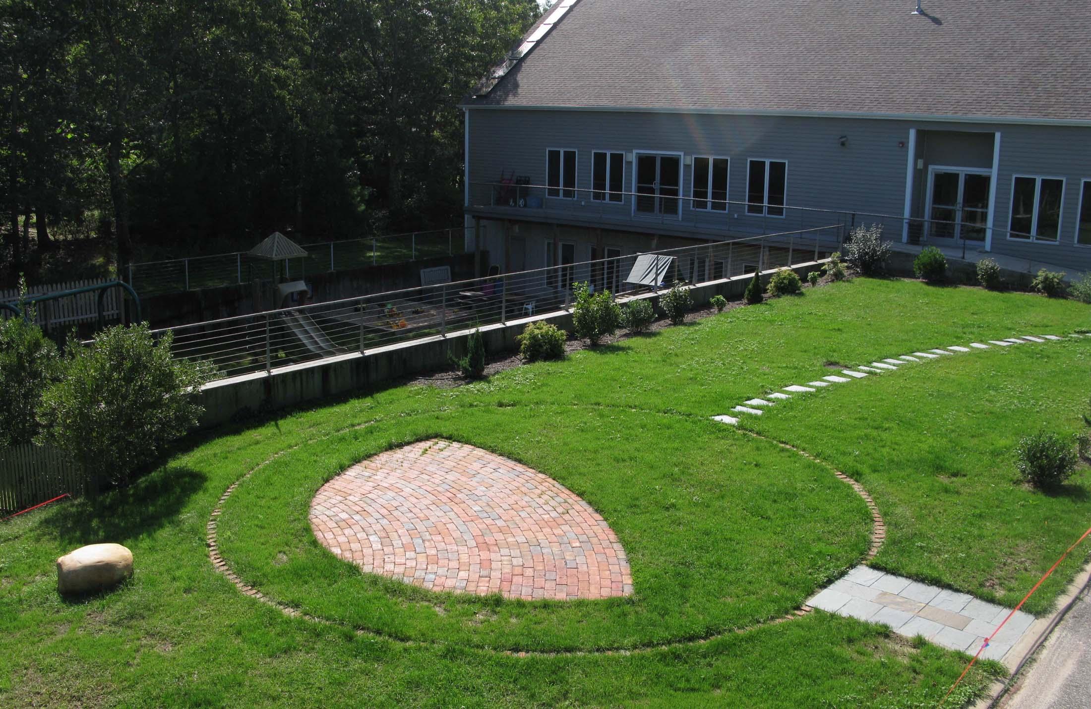 Memorial Garden for Unitarian Universalist Congregation