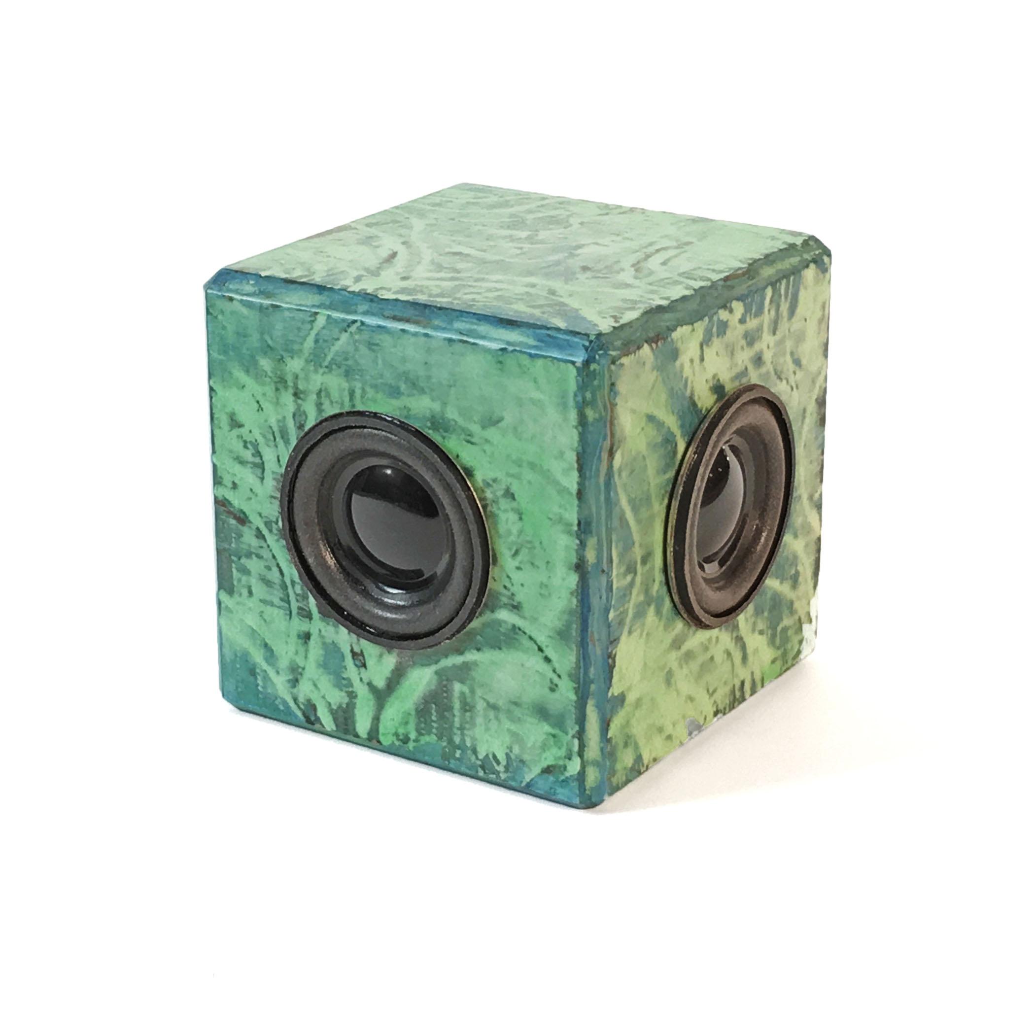 Bluetooth Purkinje Speaker #1