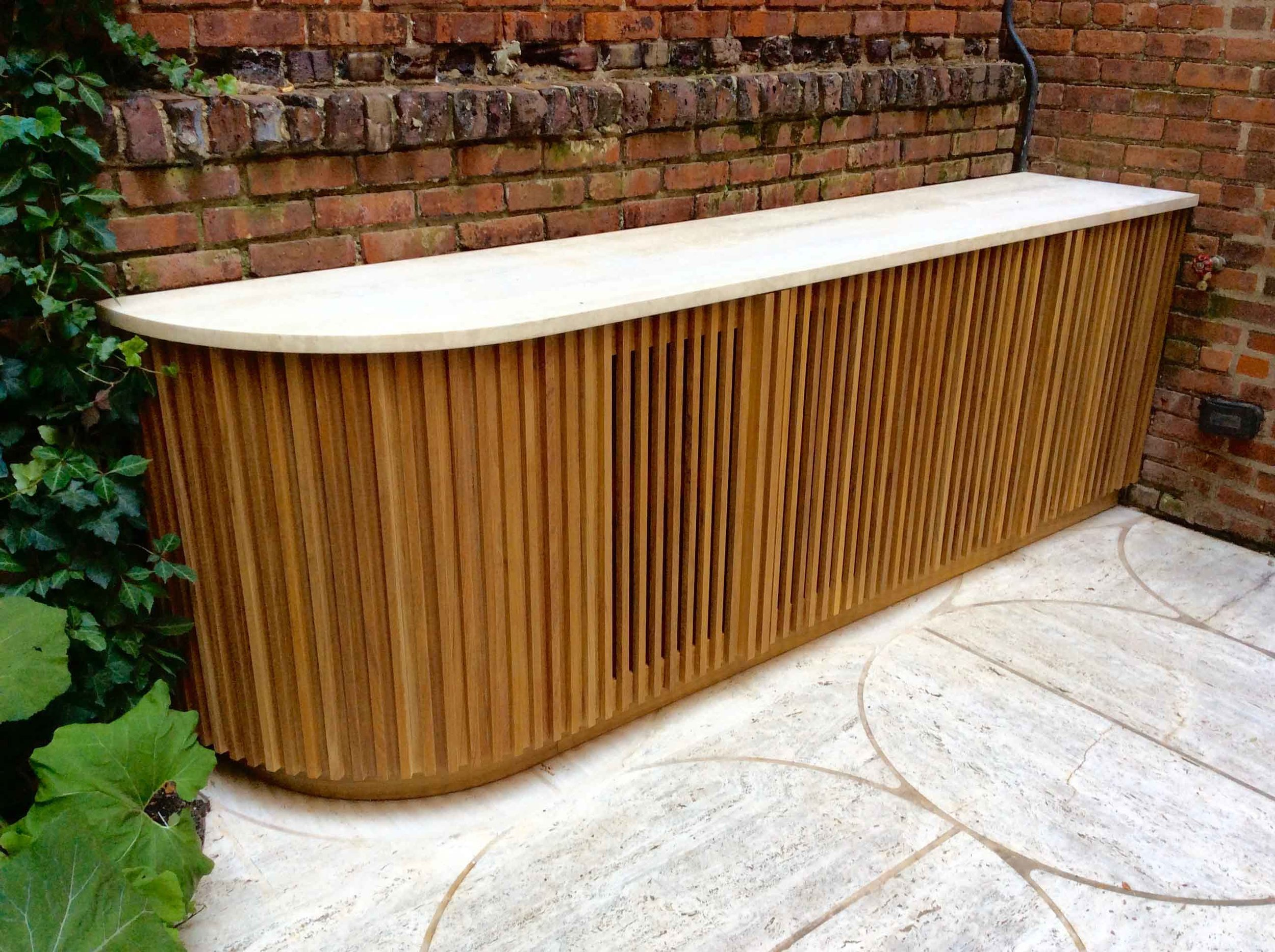 Curve Sideboard