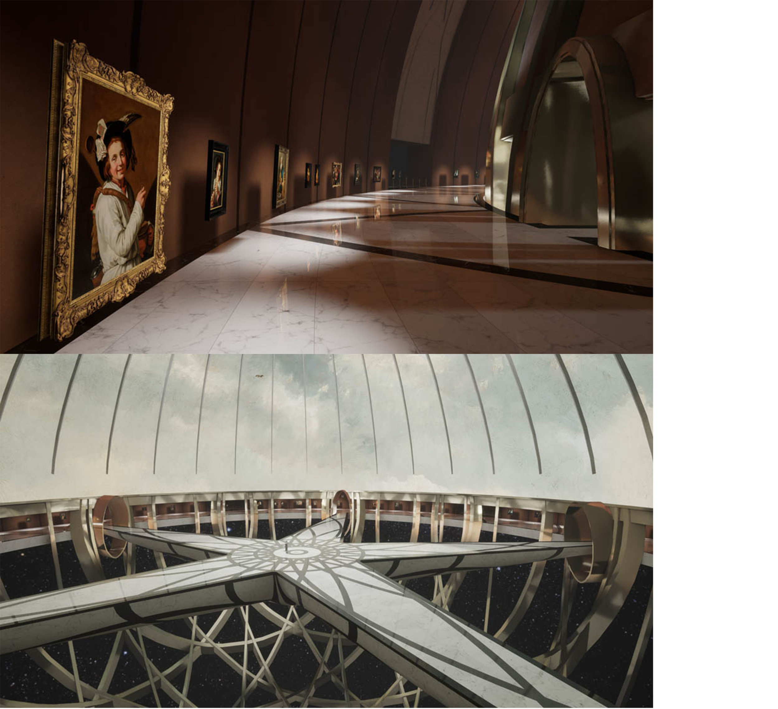 The Golden Age of VR  - Kremer Collection Presents Its New Virtual Museum