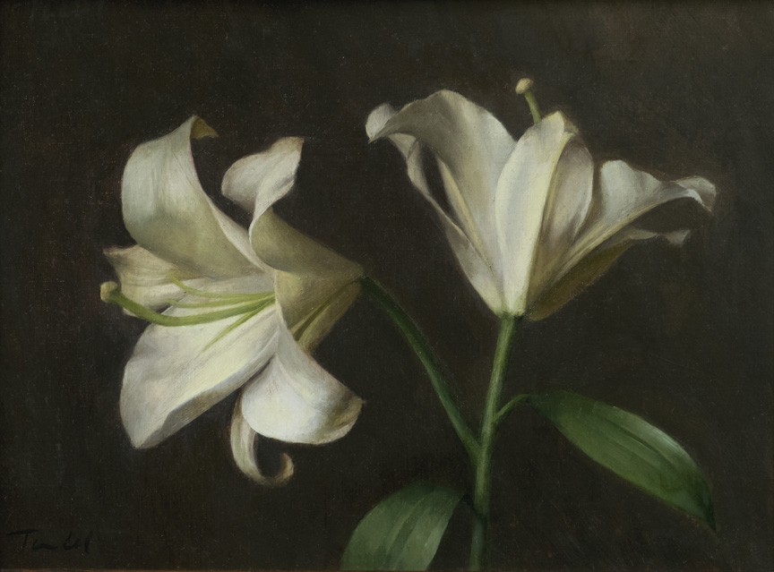 Lilies - SOLD