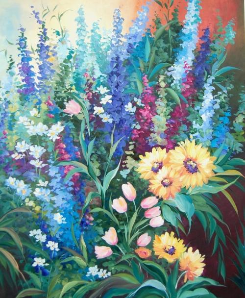 Sunflowers Shine