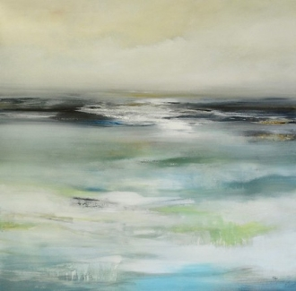 Layered Scape II - SOLD