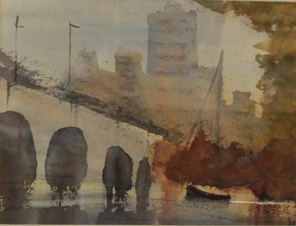 Stone Arch Bridge - SOLD