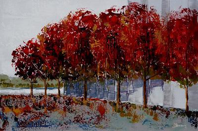 Fall at Soka Commons