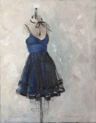 Blue Party - SOLD