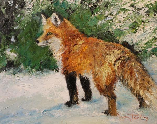 Spirited Fox