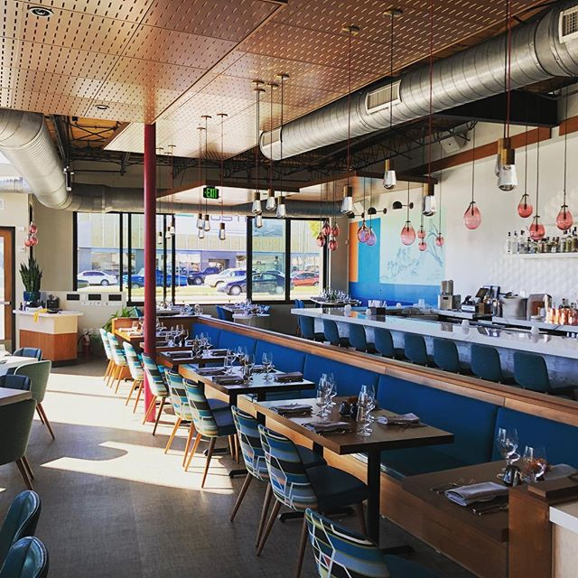 Never took the time to formally congratulate @perch_rva and @mike_ledesma on the grand opening of Perch, good opportunity for #tbt. Swing by to check out our craftsmanship, stay for the amazing food and cocktails! #restaurants #rvaeats #details #beautifulspaces #congratulations