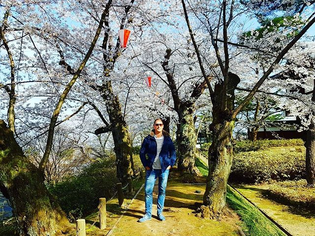 Lovely day on Easter Monday spent in Akita 🇯🇵 ❤ #Japan