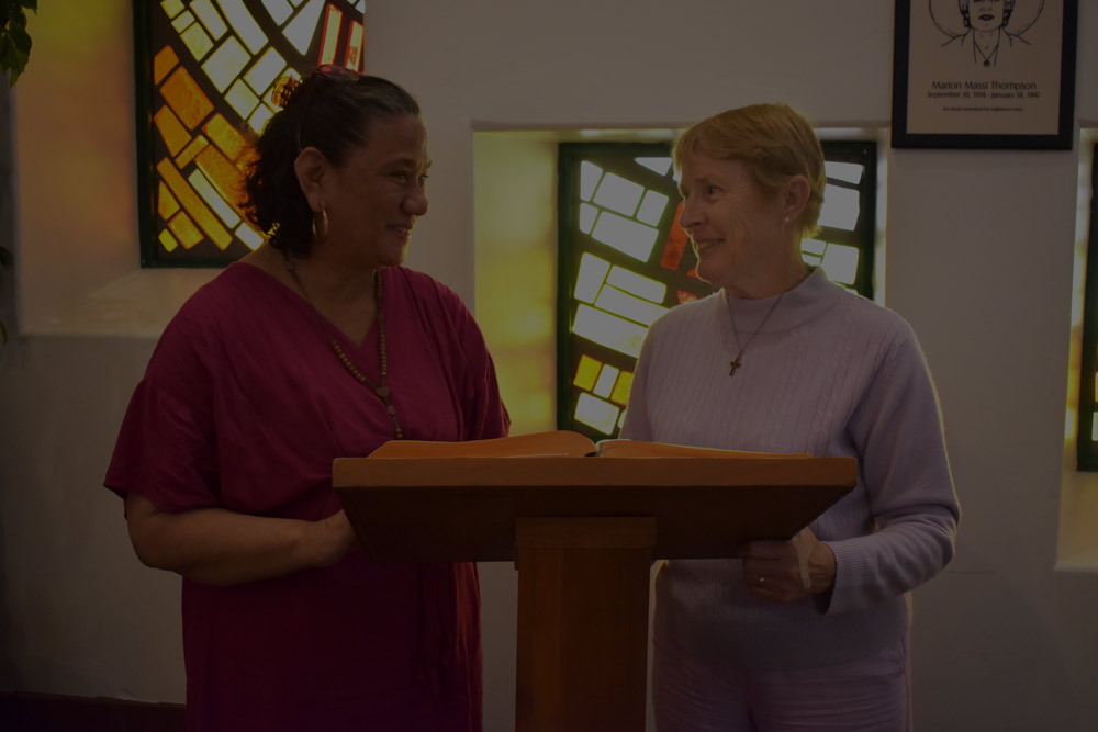 400+ - CLIENTS ENGAGED IN CHAPLAINCY SERVICES.