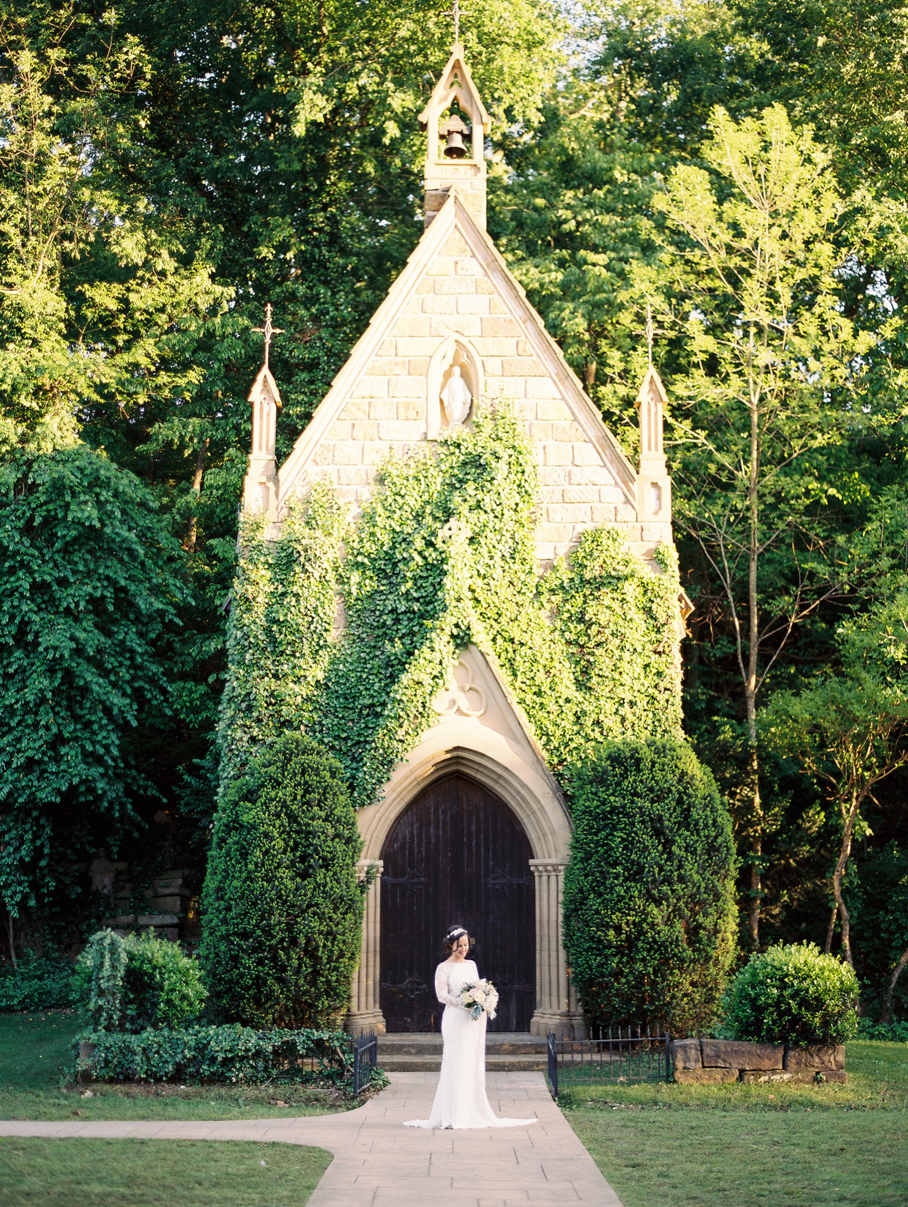 St. Catherine's at Bell Gable Wedding Fayetteville Arkansas Wedding_0105