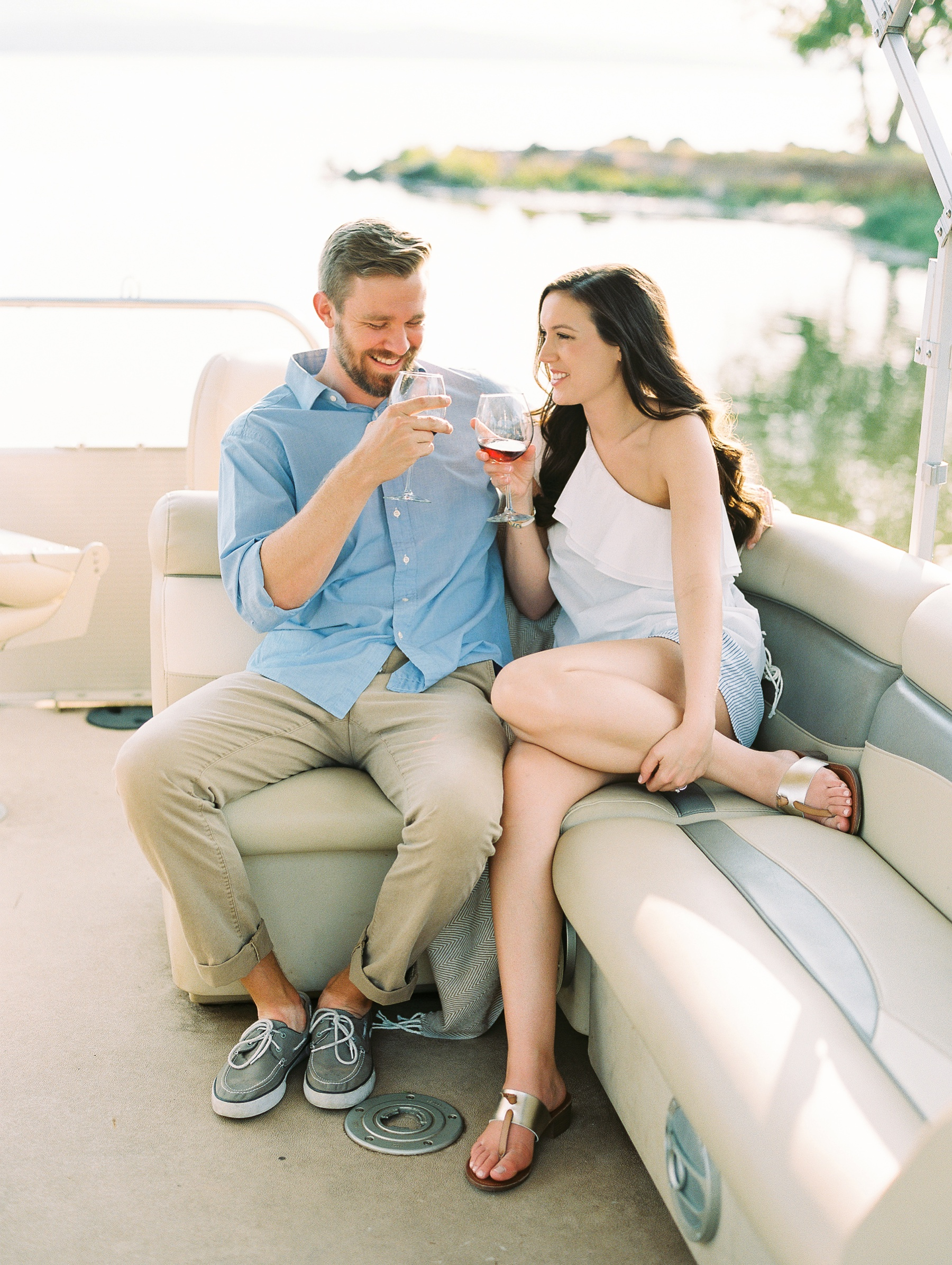 Nautical Boat Engagement Session Film Photographer_0549.jpg