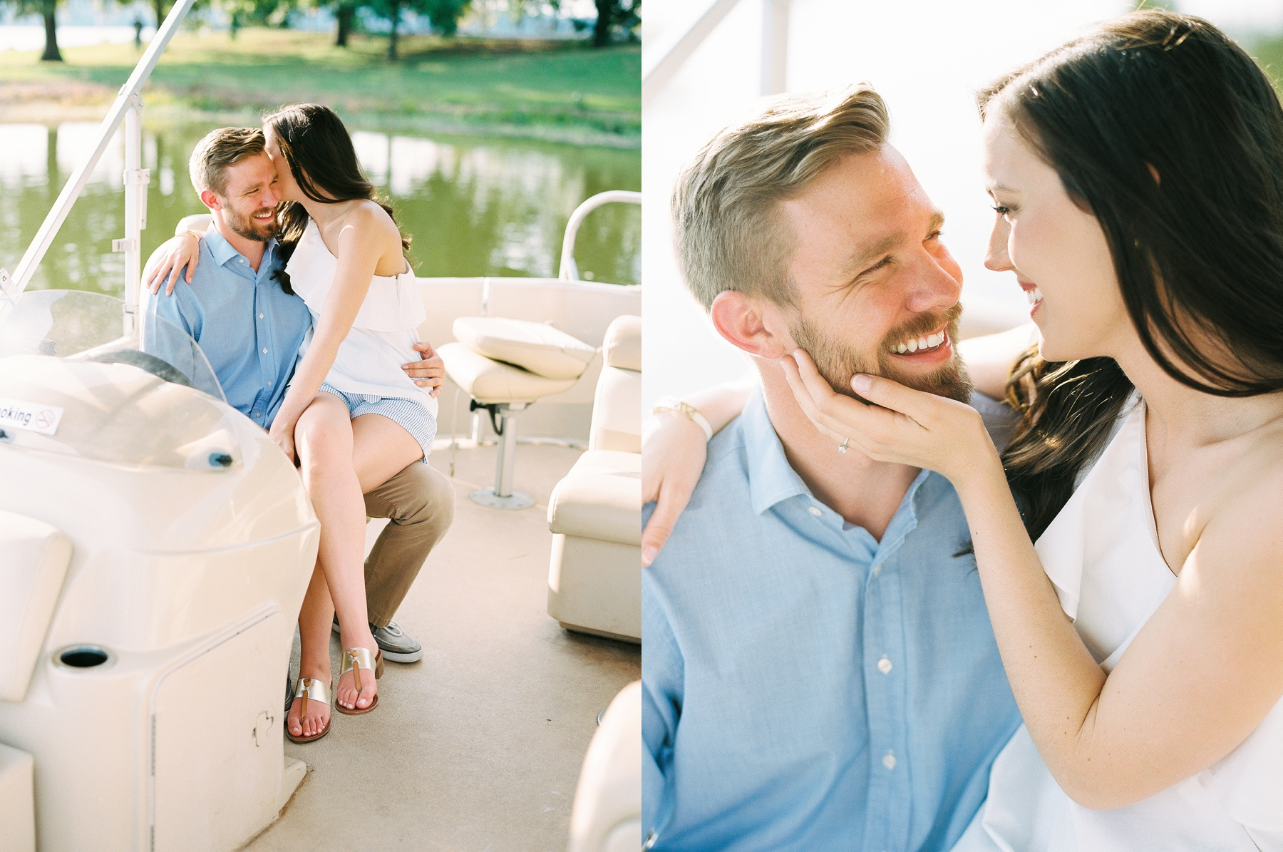 Nautical Boat Engagement Session Film Photographer_0555.jpg