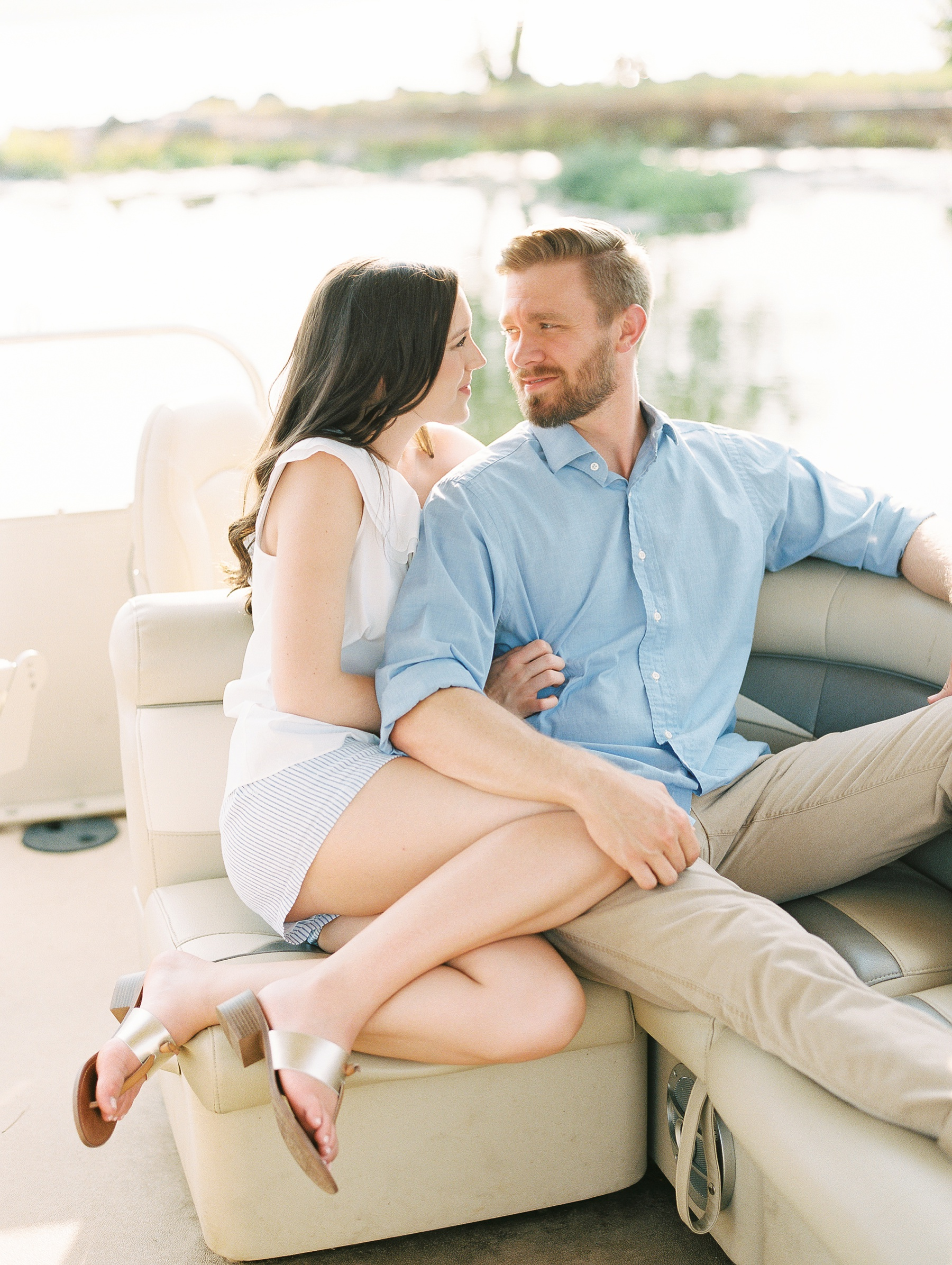 Nautical Boat Engagement Session Film Photographer_0556.jpg