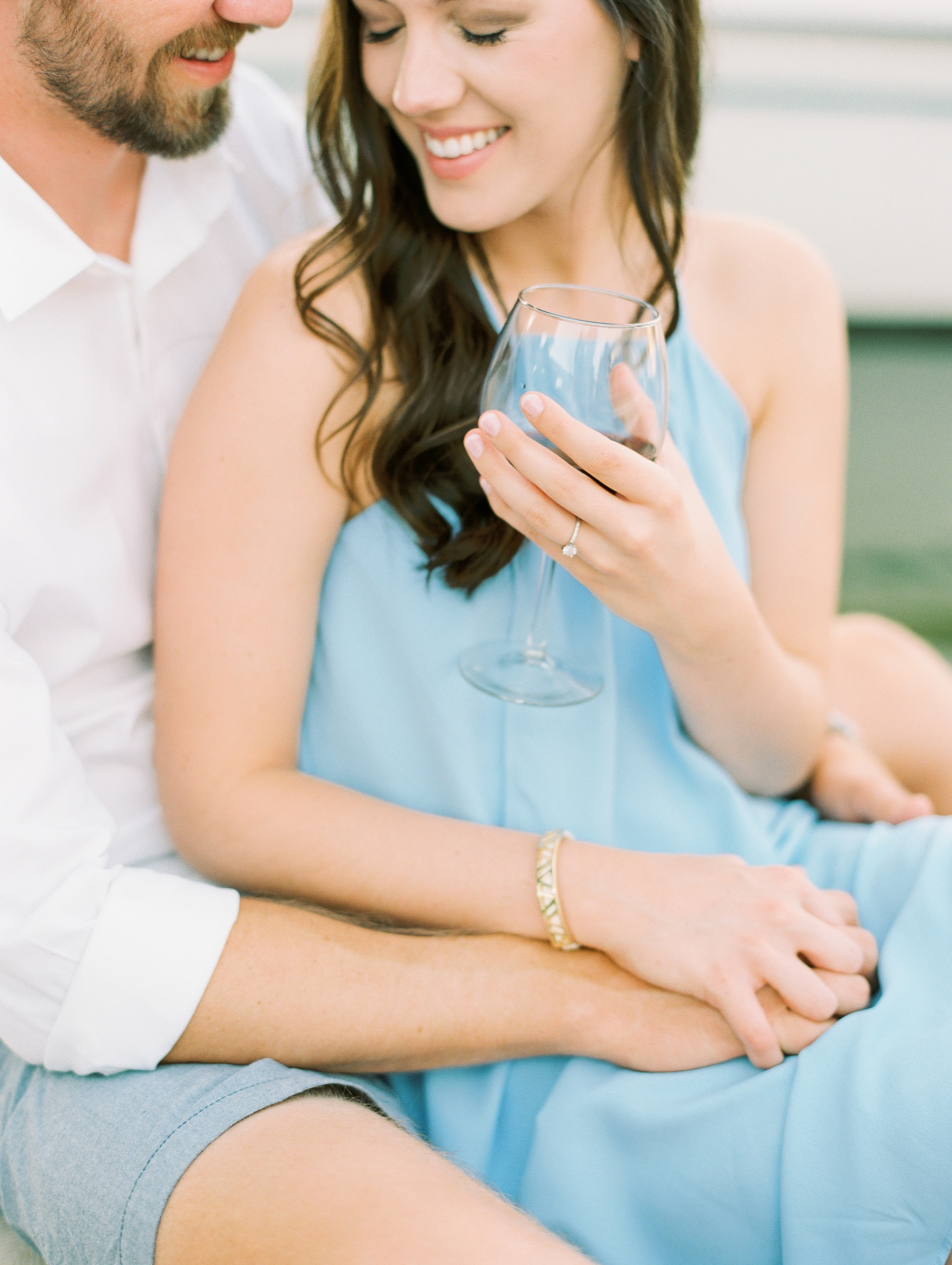 Nautical Boat Engagement Session Film Photographer_0577.jpg