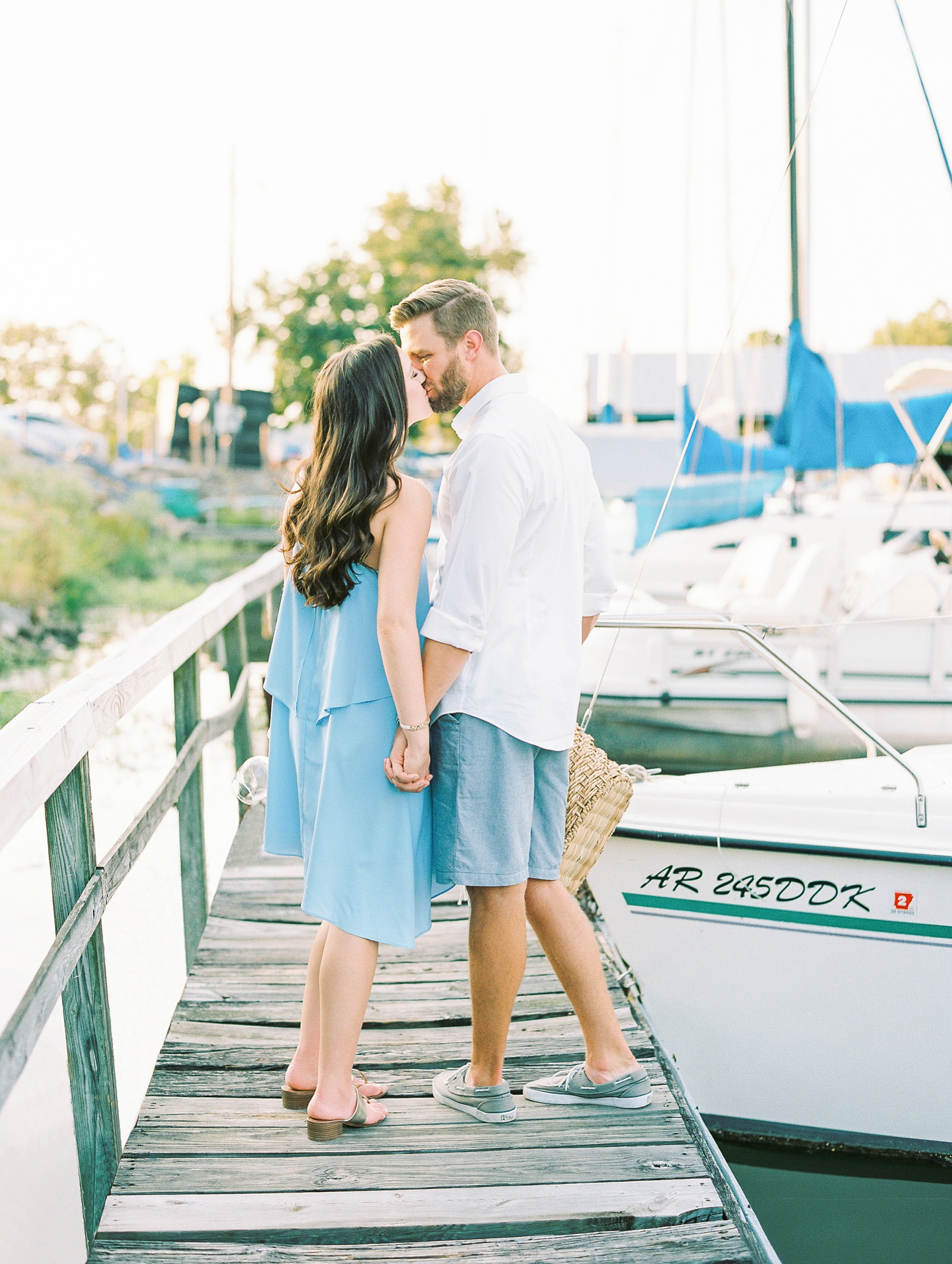 Nautical Boat Engagement Session Film Photographer_0581.jpg