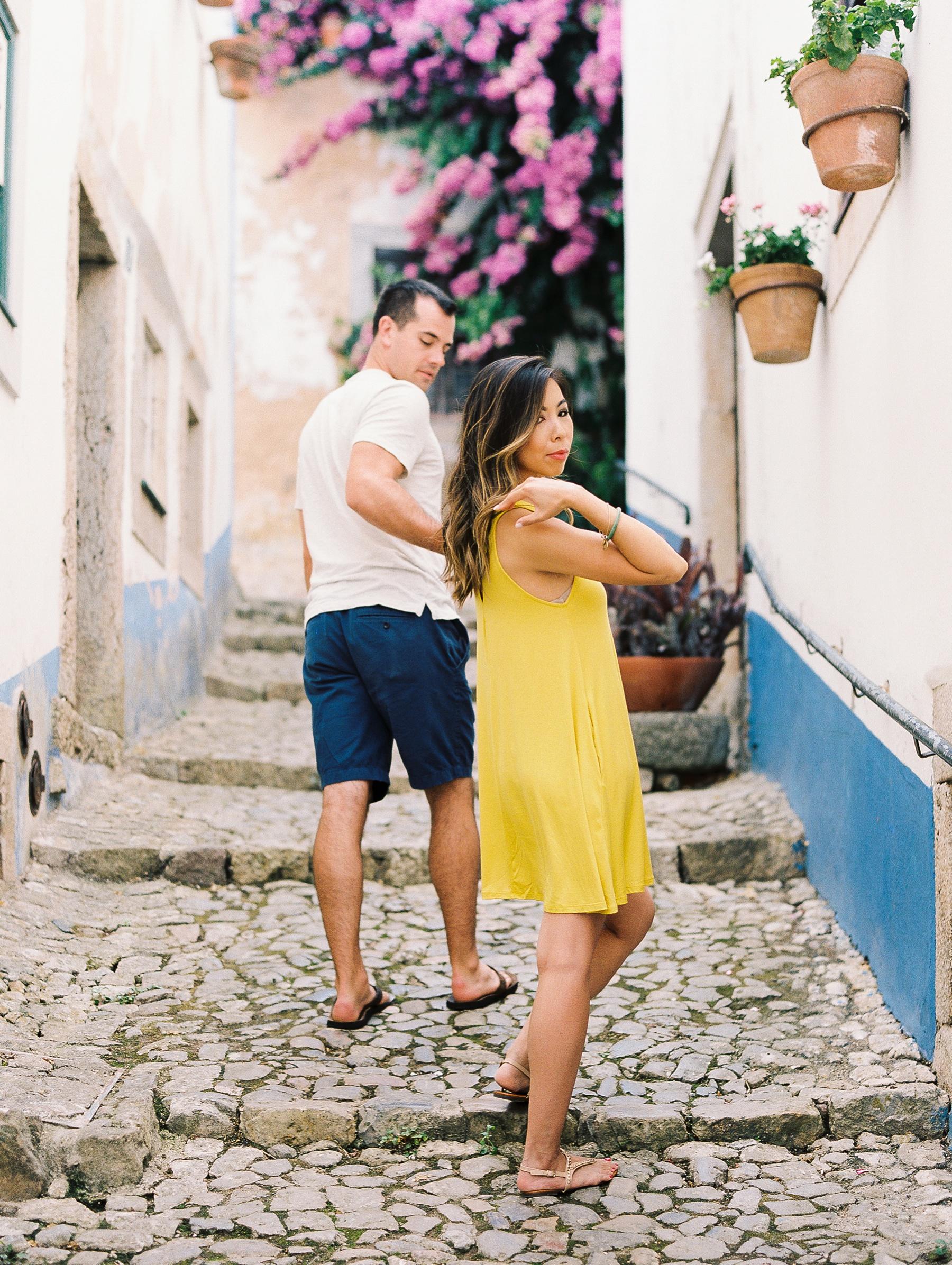 Obidos Portugal Engagement Session Photographer_0604.jpg