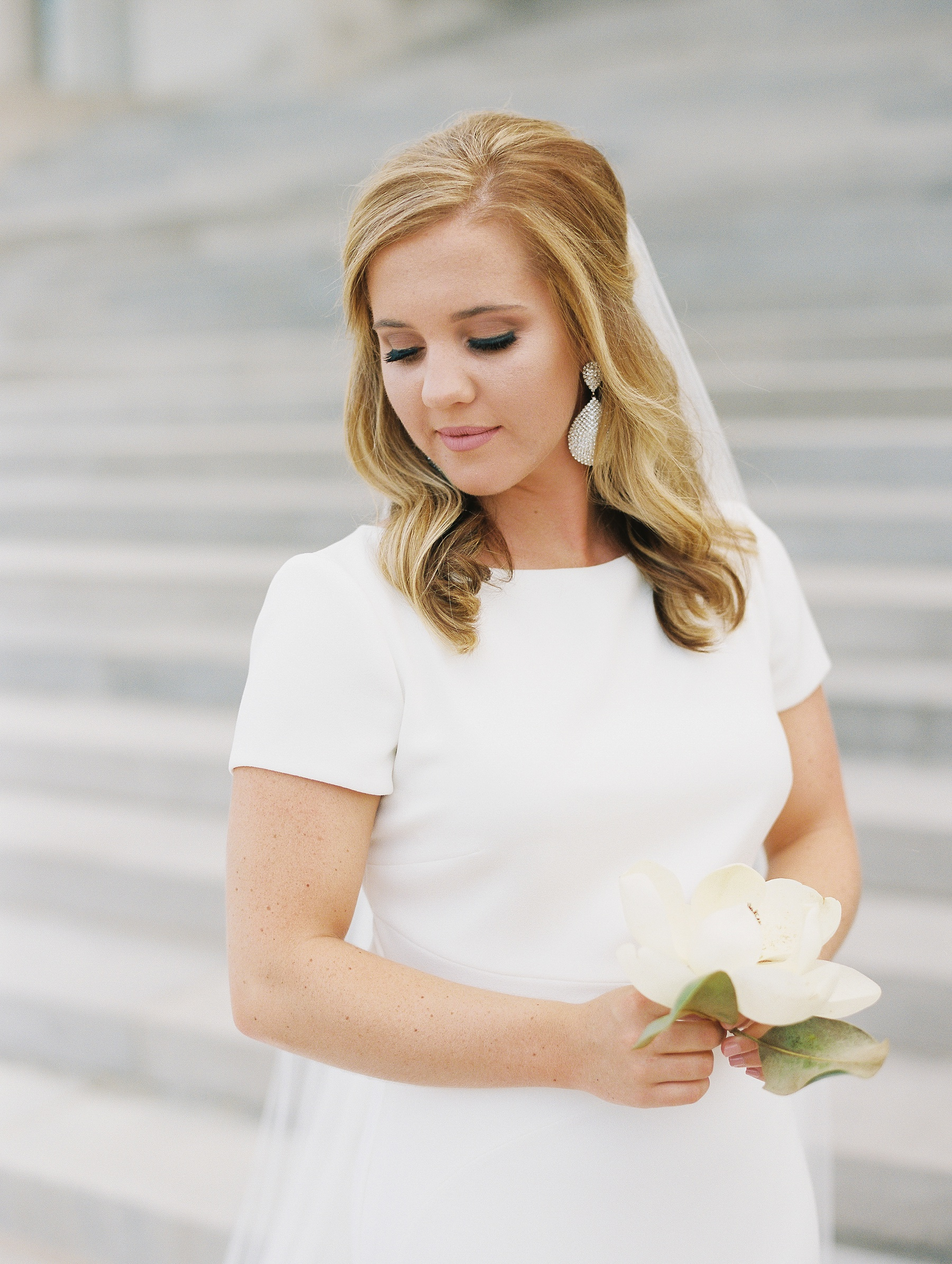 Arkansas Capitol Building Bridals Wedding Photographer_0104.jpg