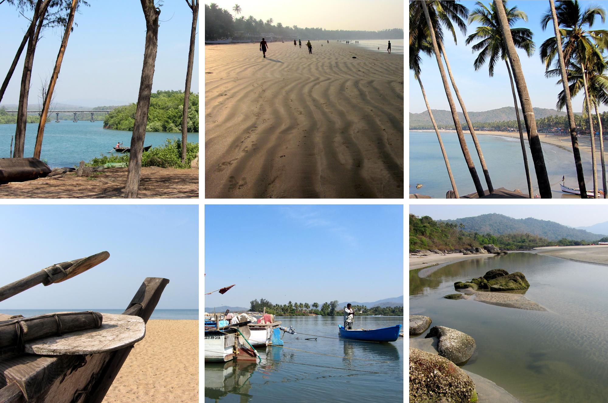 Beautiful Peaceful South Goa Coastline, 6 snaps to feed my inspiration... #goa #goabeaches #goacoast #goainspiration    Join me on Instagram www.instagram.com/ rowenagilbertceramics