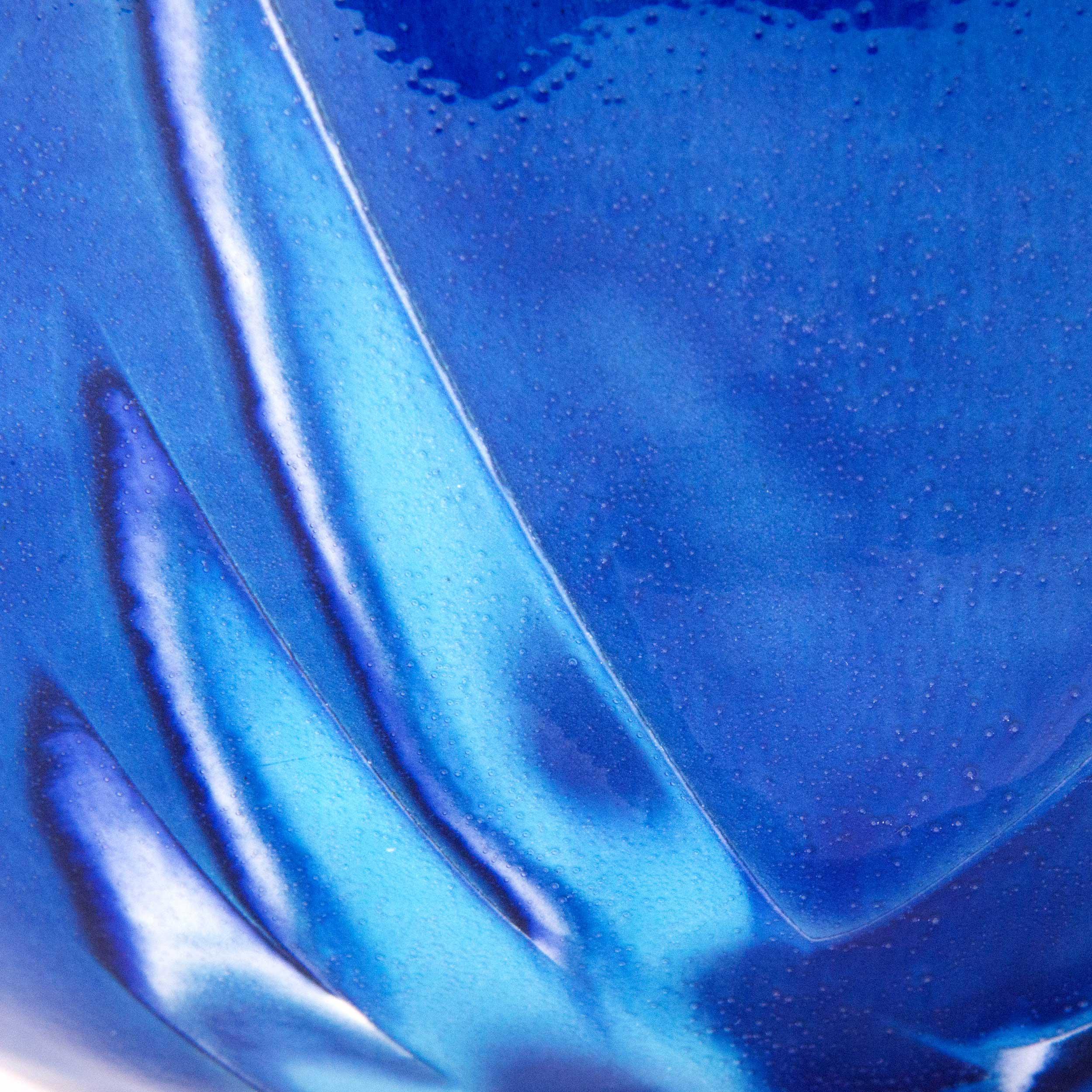 Wave Inspired Ceramic Glaze Effect by Rowena Gilbert
