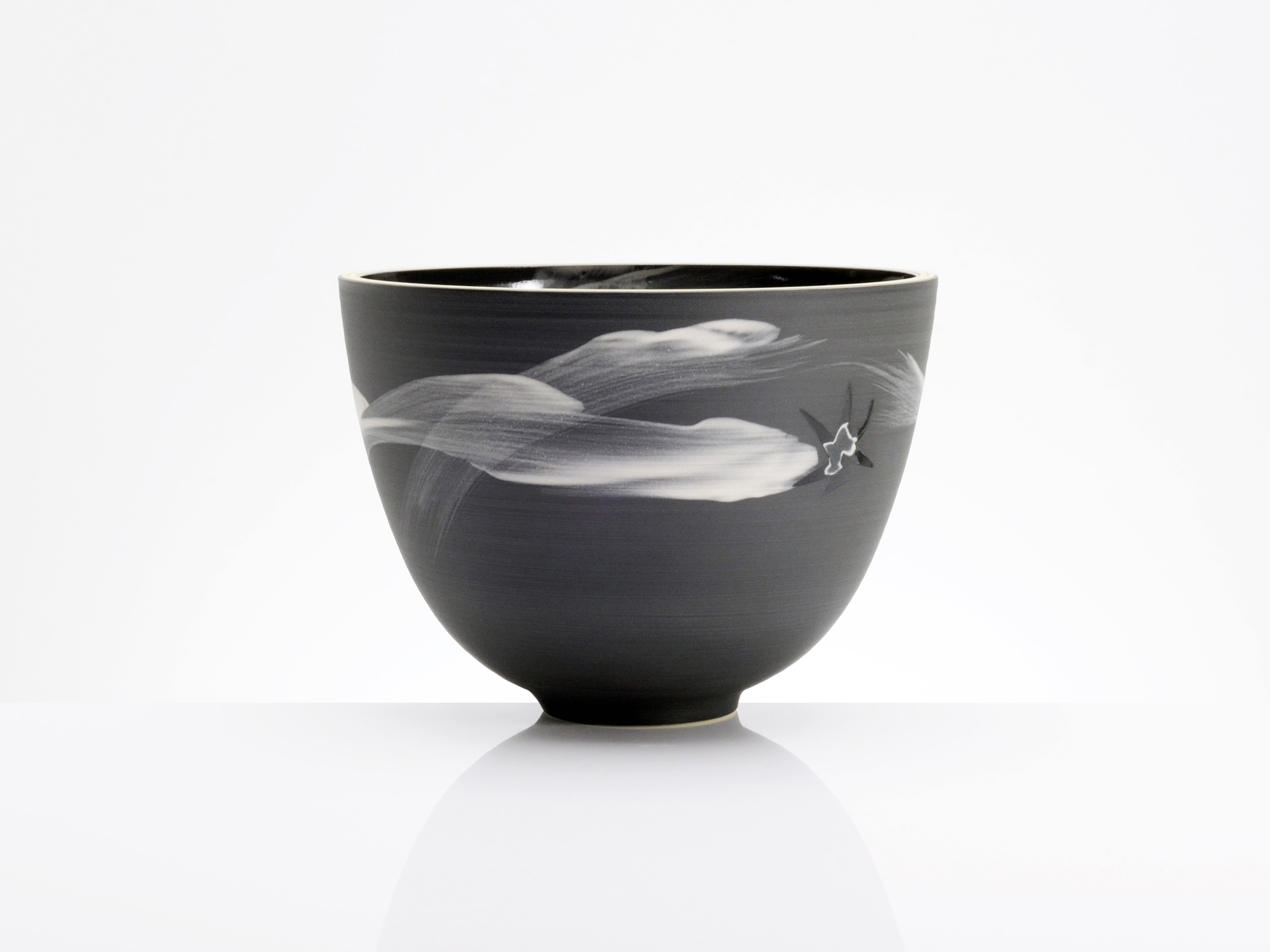 X-Wing Fighter Star Wars Bowl by Rowena Gilbert