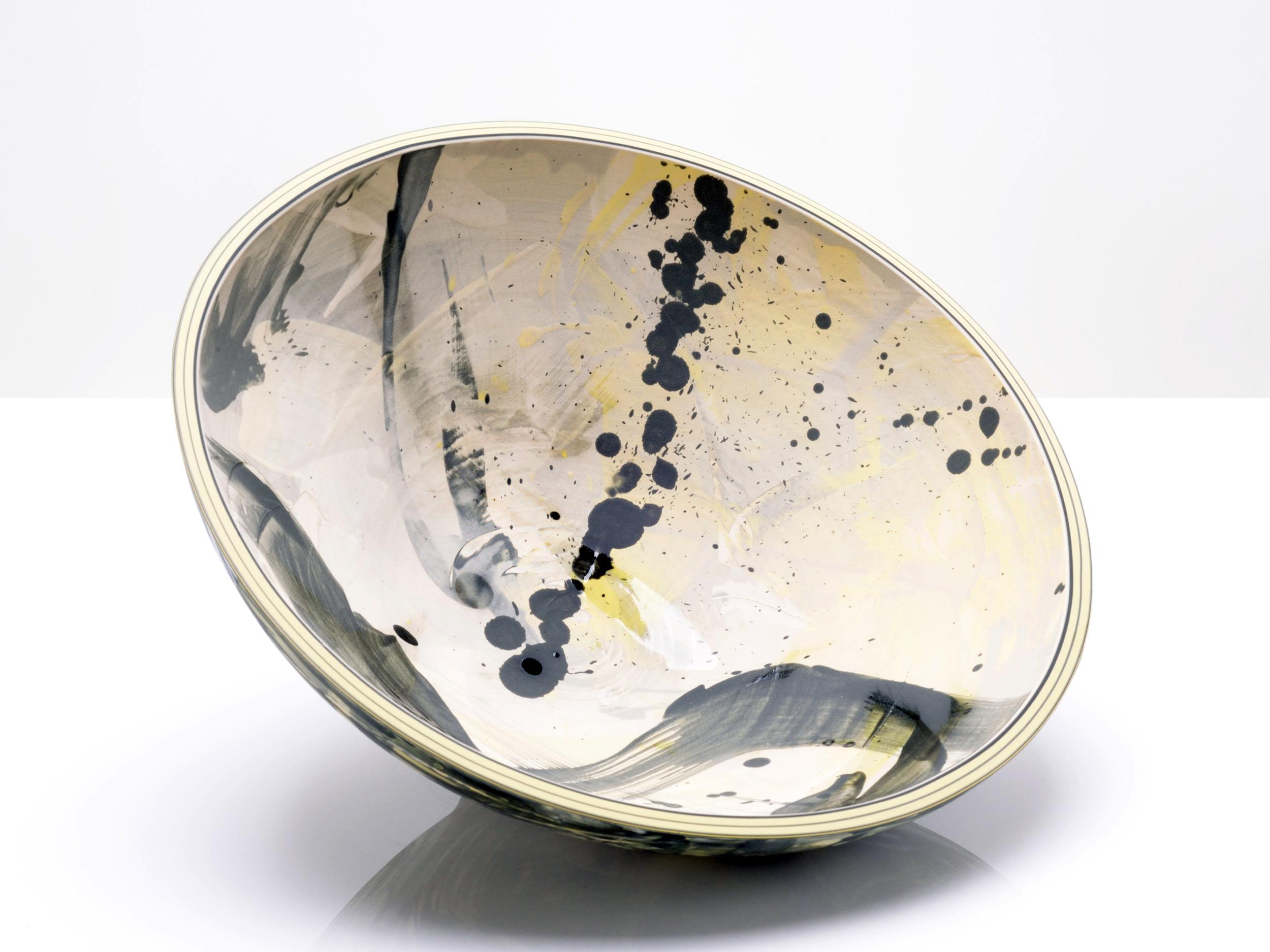Milky Way Bowl by Rowena Gilbert