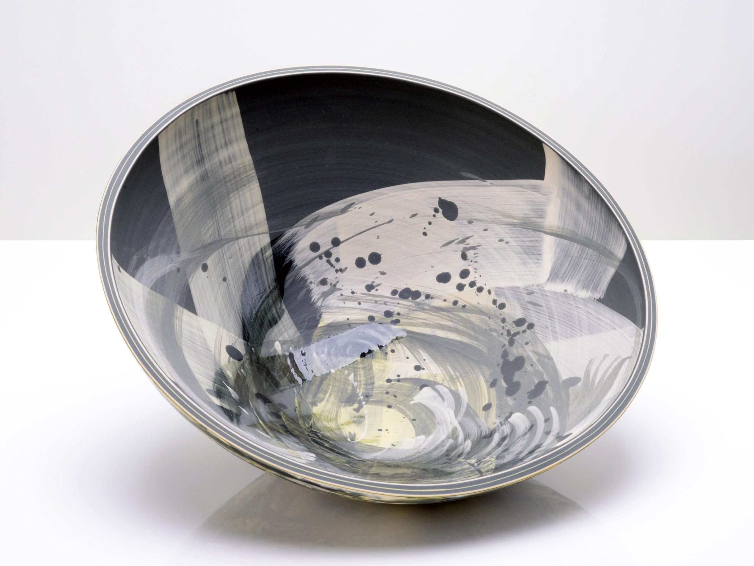 Nebula Art Inspiration Ceramics by Rowena Gilbert
