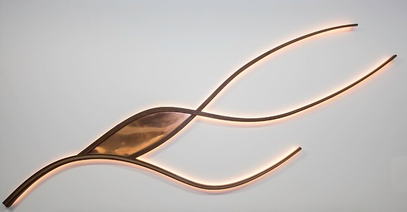 Kelp Lamp- by Mike Randall from Kurva Design
