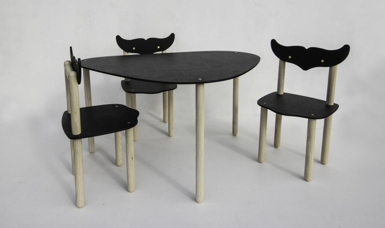 Copy of Happy Deer Design- paper play table