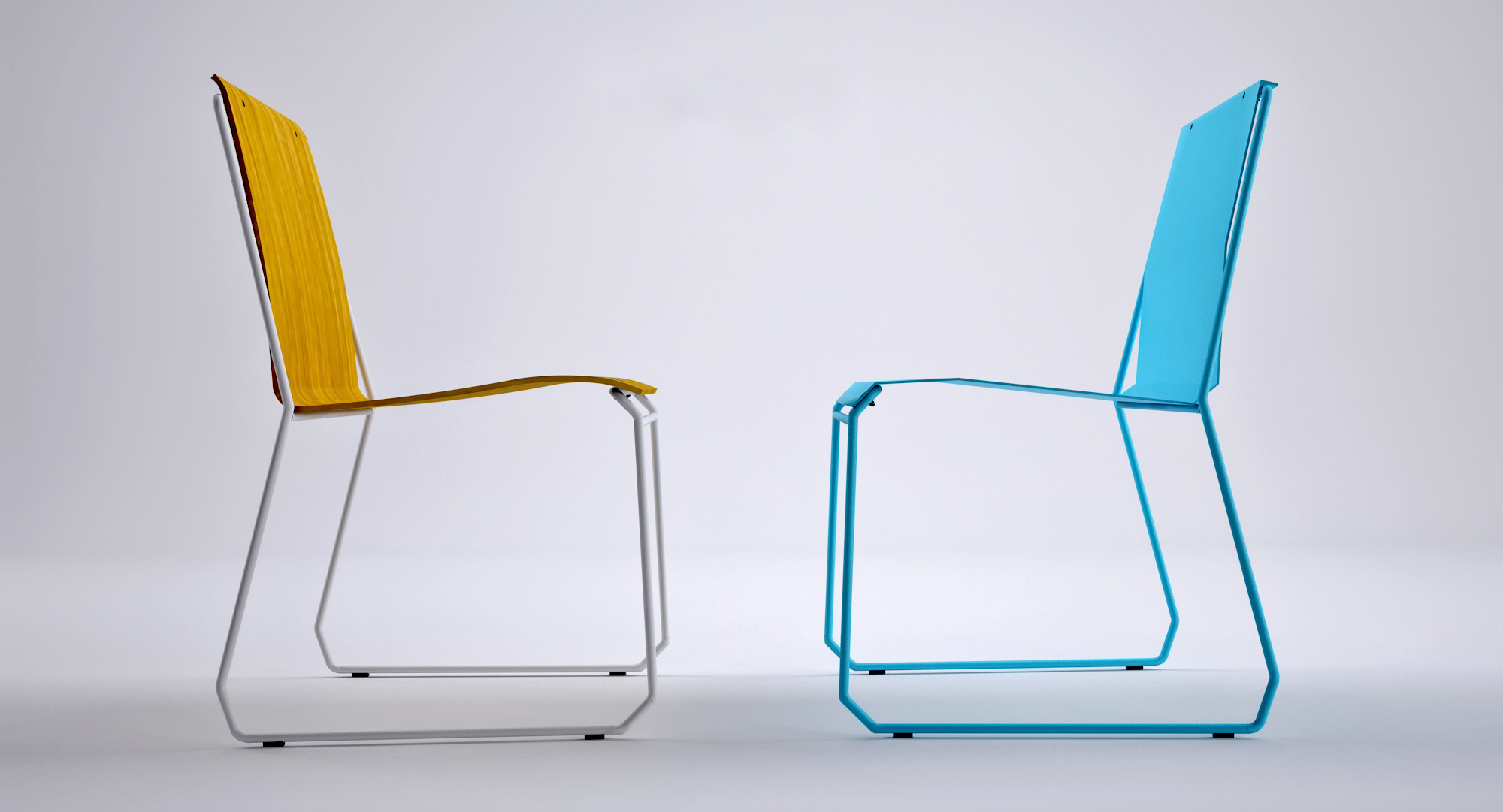 Arostegui Studio- Lucca Chair