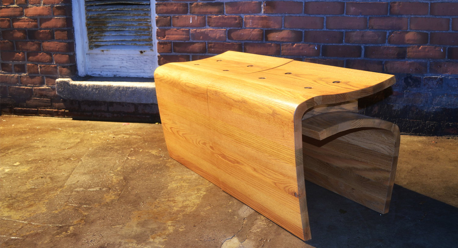 Arostegui Studio- Marea Bench