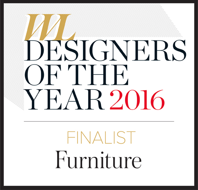 Western Living furniture designer of the year finalist 2016