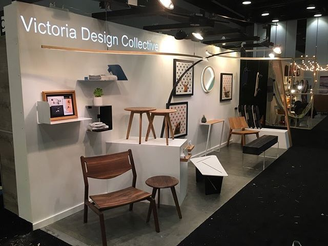 Show time!!! Party starts in 2 hrs...... come join us @idsvancouver booth 1105. @kurva_design @atelierdimo @arosteguistudio @happydeerdesign  #modernhome #scandinaviandesign #bespoke #contemporary  #handmade #interiorstyling  #interiordesign #interiordesigner  #moderndesign  #yvr #yyj  #design #designers #shopvictoria #shoplocal #architecture #makersgonnamake #vanisle #madeinvictoria  #lightingdesign #lighting #light #designerlighting #LED #custommadefurniture #furniture #furnituredesign #studiofurniture