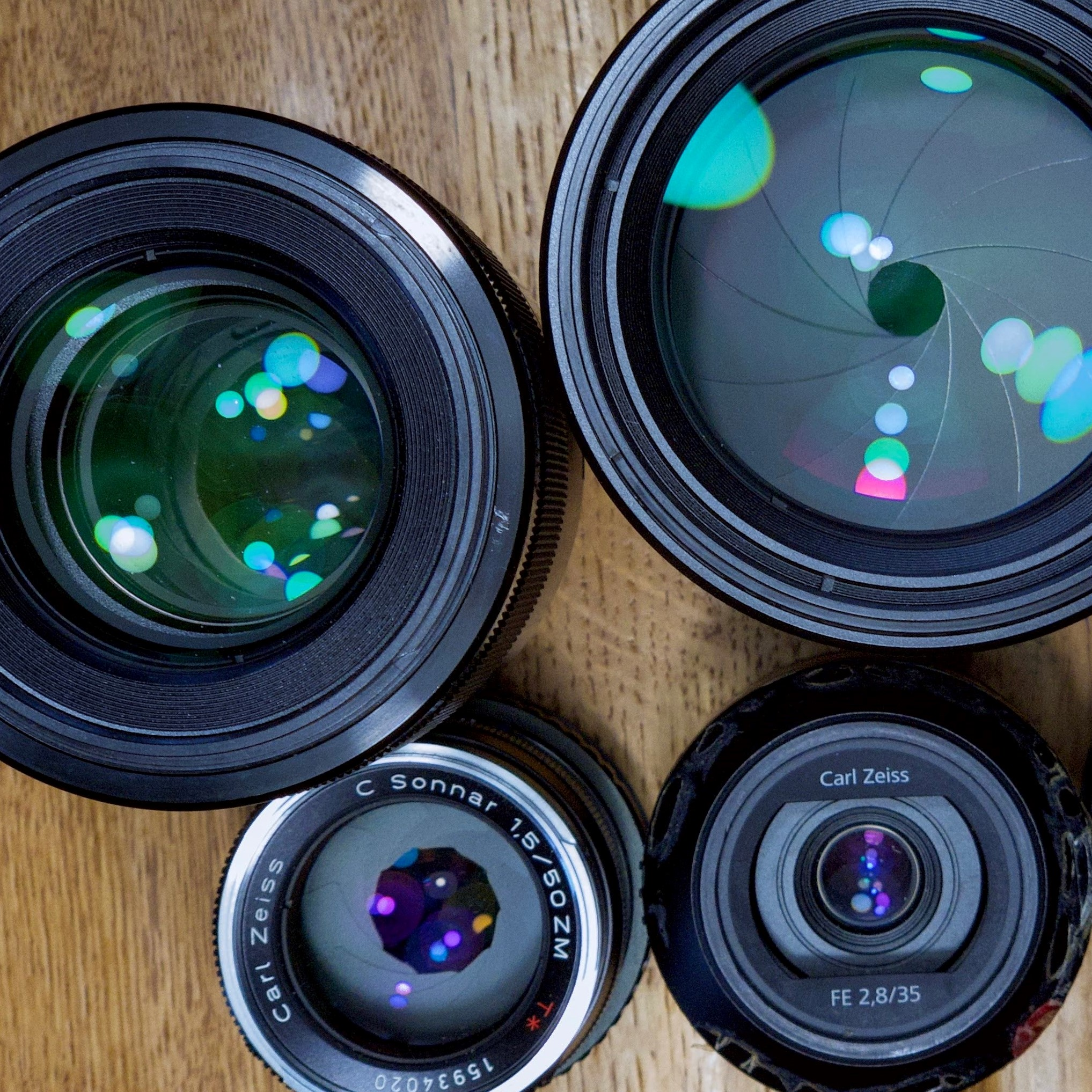 lenses for the sony a7
