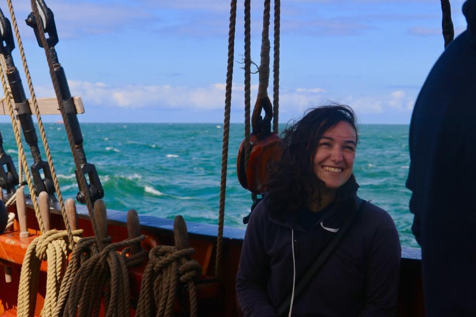 Amelie Ship_Testimony_Youth Travel Foundation