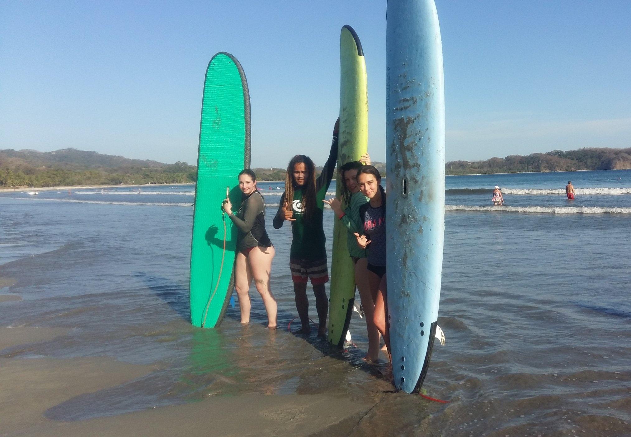 Surf_Temoignage Rose Anais_Fondation Tourisme Jeunesse