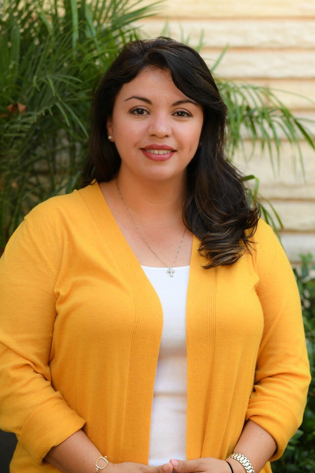 Astrid Alvarez, Office Manager