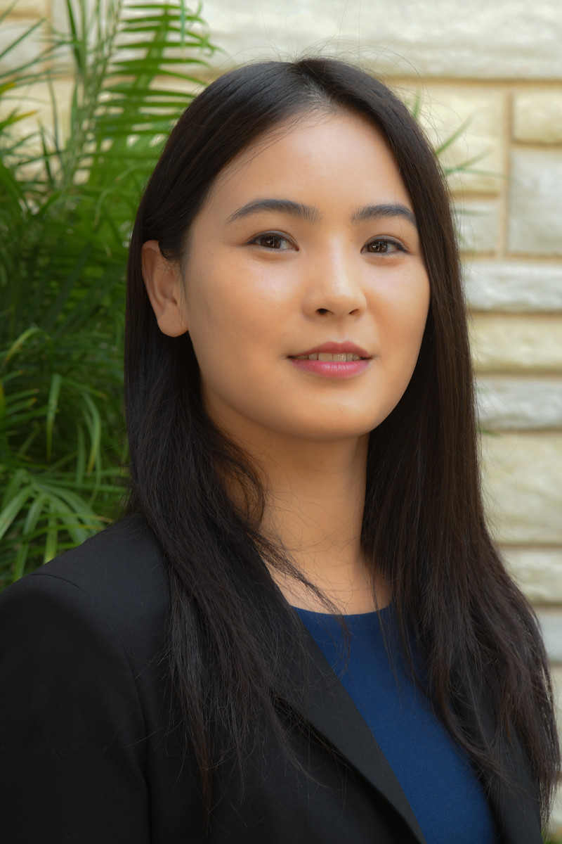 Annie Zhuang, Staff Accountant