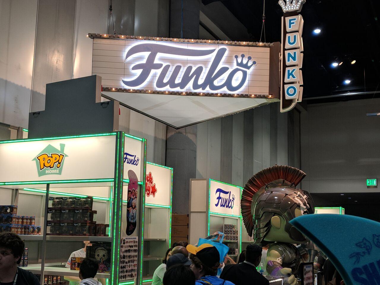 Fun with FUNKO!