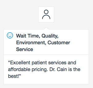 Naturopathic Doctor Affordable Pricing Dr. Cain Testimonial