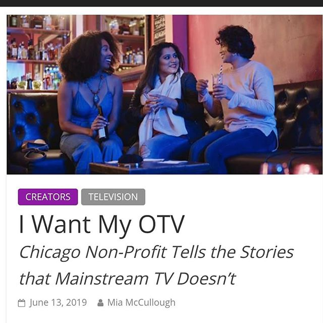 The Haven creator @filthyyetigirl talks about OTV - Open Television's Cycle 4 and many of the fabulous series and pilots now available for streaming on @weareotv 's website.  #weareotv #thehavenweb @therightswipe_tv @nine.blackmon @nightnightwebseries @karlaproduces #conspiracytheory @goodenoughtv @borderdwebseries @fobiaseries @geetasguide @pujamohindra @priyamohanty @reshmihazra @elijaa_ @drajchristian @forbetterwebseries @alex.dauphin @f.ckstan #femmequeenchronicles @velvetwebseries @justcallmeripley @goodenoughtv @lowstrungseries @thetwebseries