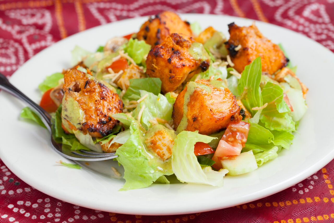 Salmon Fish Salad