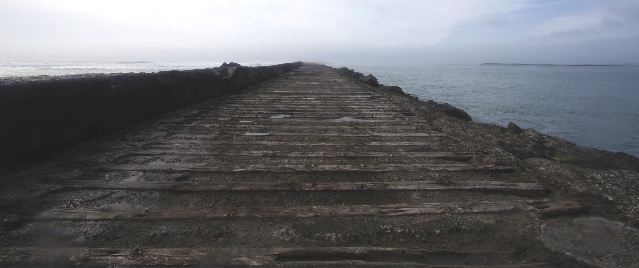 South Jetty - Humboldt Bay, CA